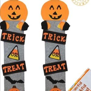 Halloween Trick or Treat Banner Outdoor 2p…